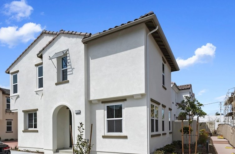 Primrose Elevation Spanish Colonial L quick move-in