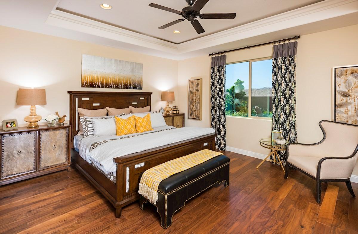 Inspirada Denali Master Bedroom