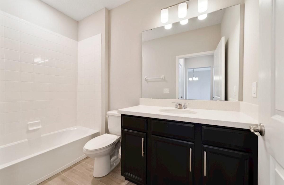 Bradford quick move-in secondary bathroom