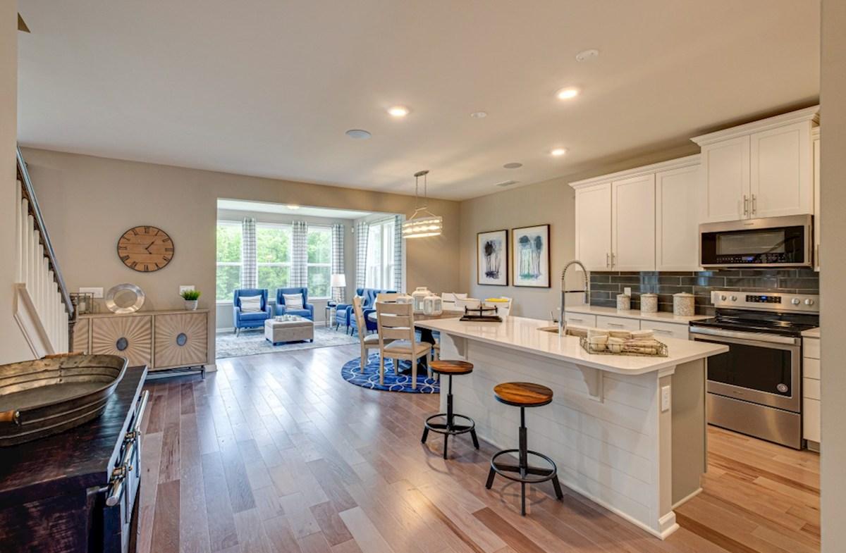 Hillwood Ashford expansive kitchen