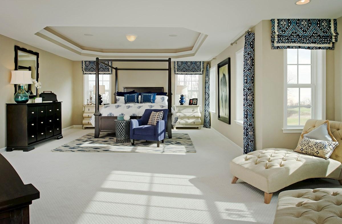 Enclave at River Hill Lexington Lexington Master Suite