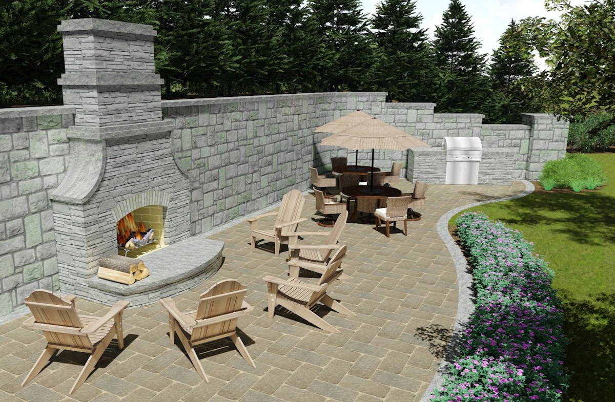 Coming Soon: Outdoor Kitchen and Lounge