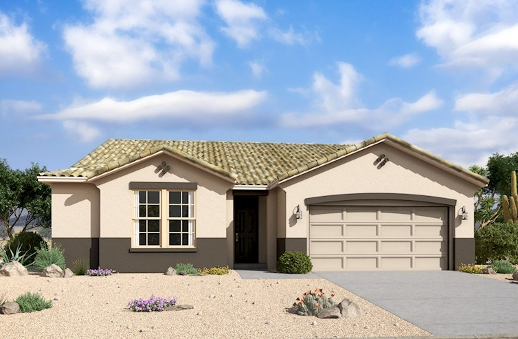Rockwell Elevation Spanish Colonial L