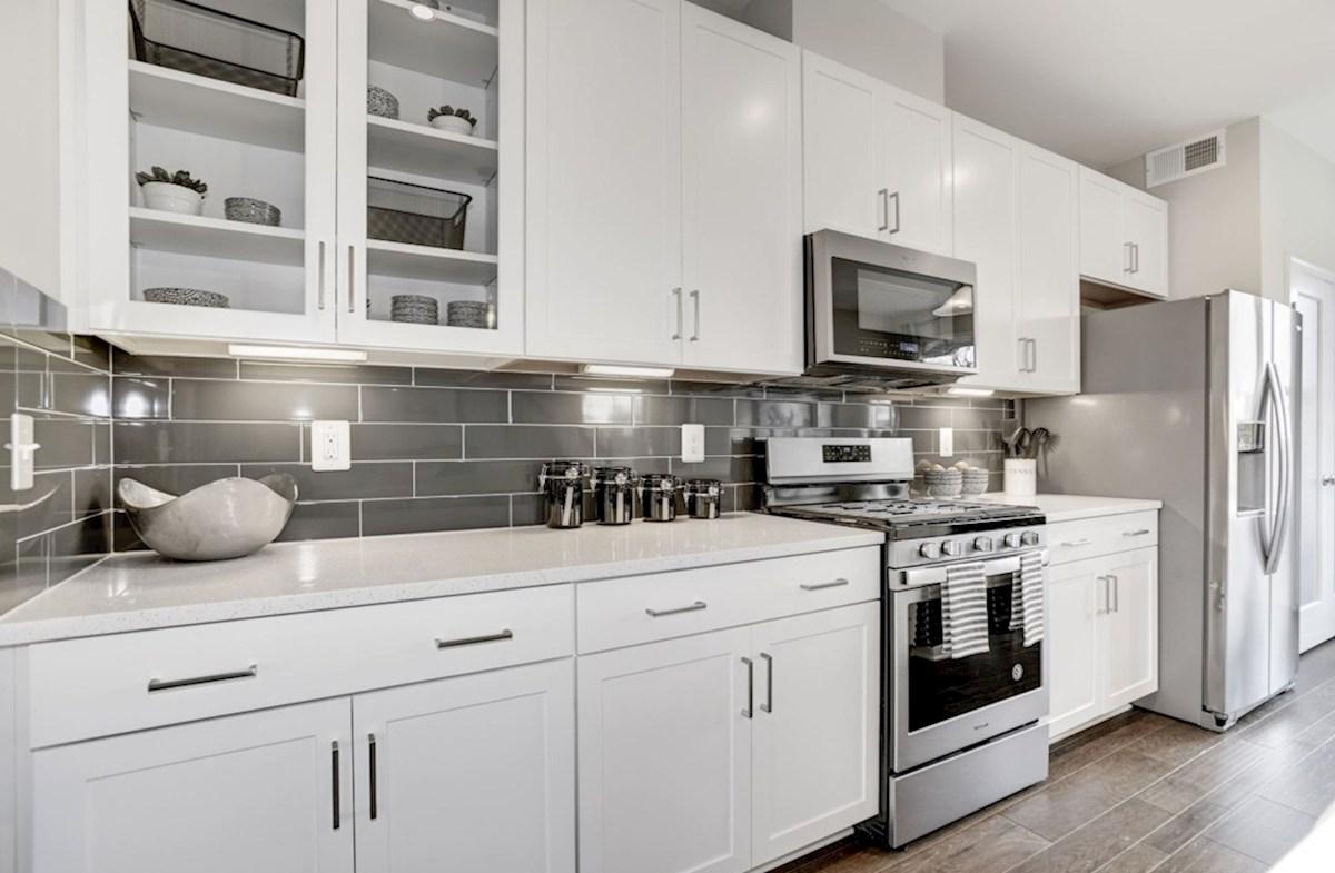 Enclave at Long Branch Alexander expansive kitchen