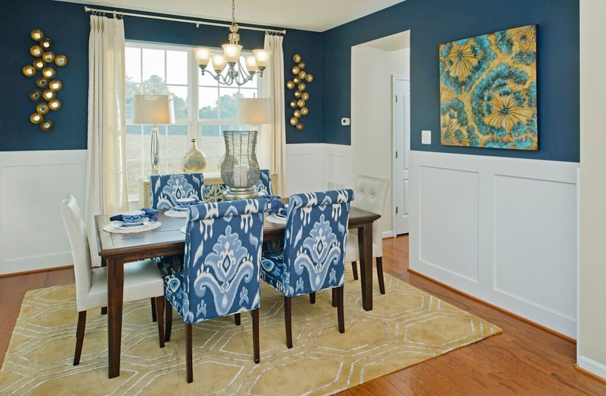 Formal dining room in Harrison
