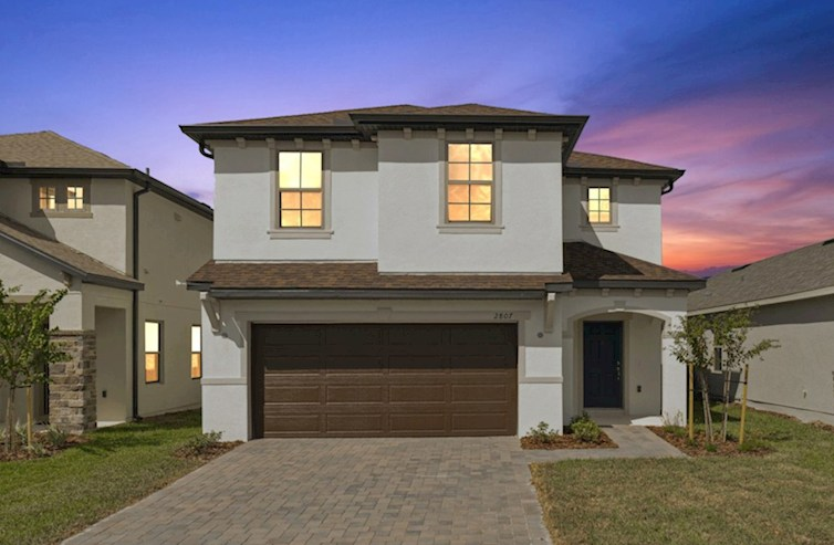 Somerset Elevation Mediterranean M quick move-in