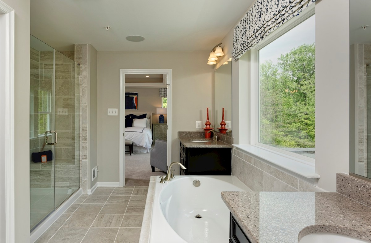 Nottingham Master Bathroom