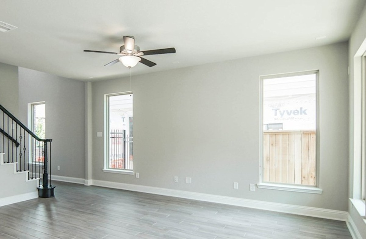 Sycamore quick move-in spacious great room