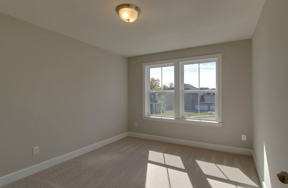 Dogwood quick move-in bedroom with double windows
