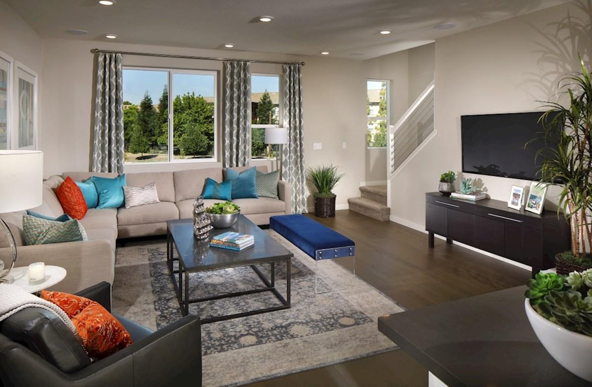 Natomas Field Lillian living room