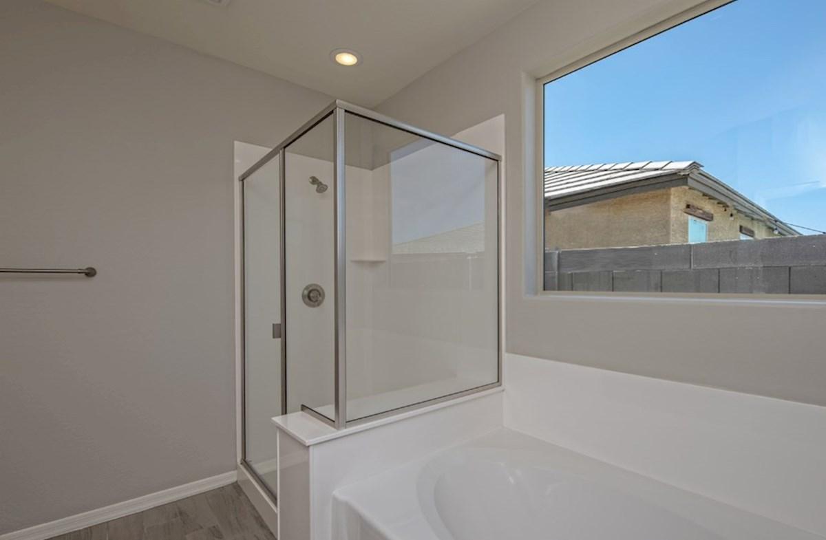 Silverado quick move-in Silverado Master Bathtub and Shower