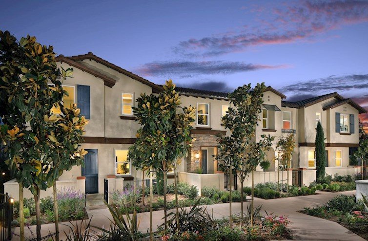 Laurel Elevation Spanish Colonial X quick move-in