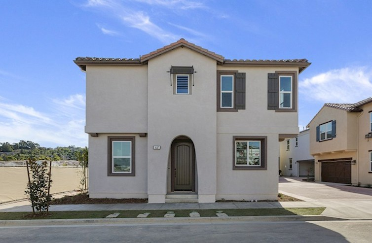 Primrose Elevation Spanish Colonial N quick move-in