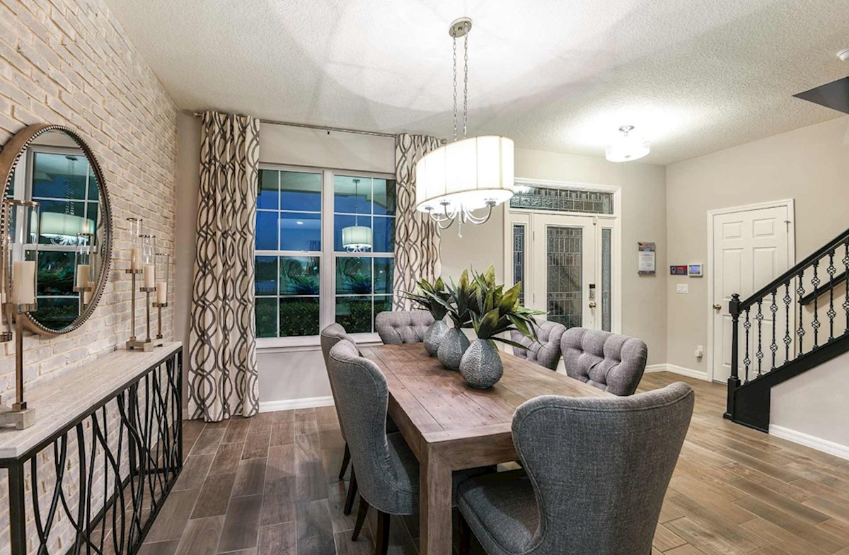 Reserve at Sawgrass Newbury II formal dining room