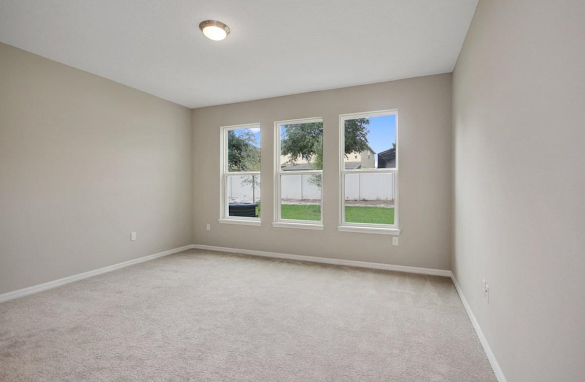 Durham quick move-in relaxing master bedroom