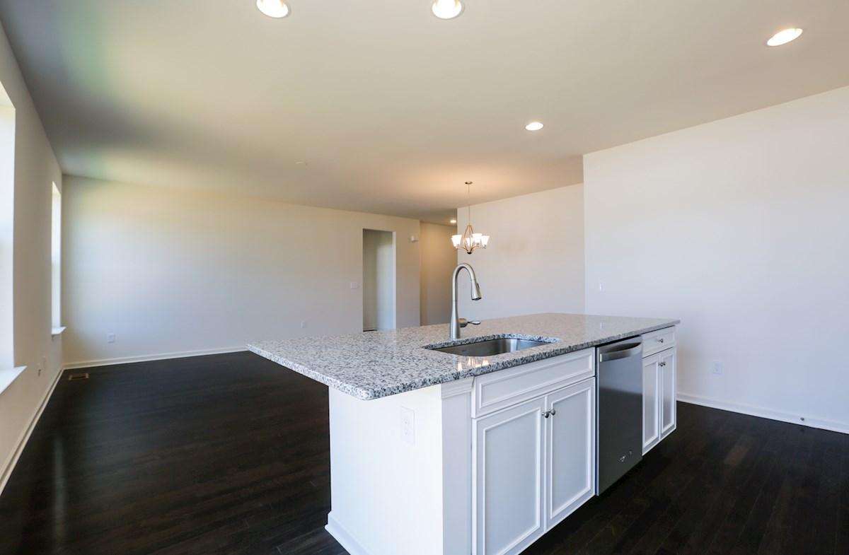 Franklin quick move-in open floorplan