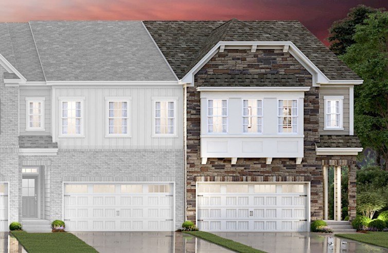 Waverly Elevation French Country L