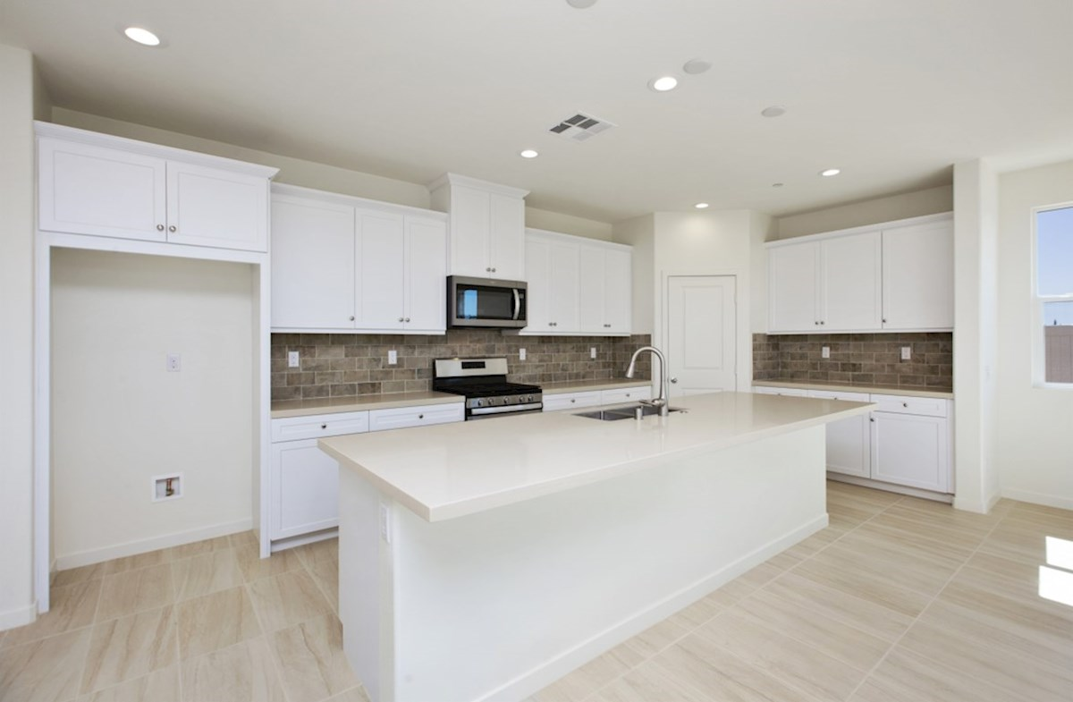 Napa quick move-in Gourmet kitchen boasts an oversized island, stainless steel appliances, and stunning granite countertops