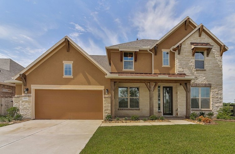 Lockhart Elevation Texas Hill Country quick move-in