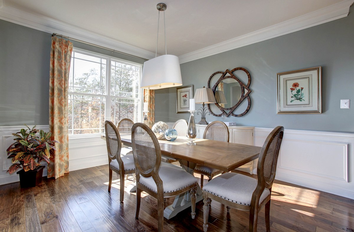 Summerfield Jefferson formal dining room