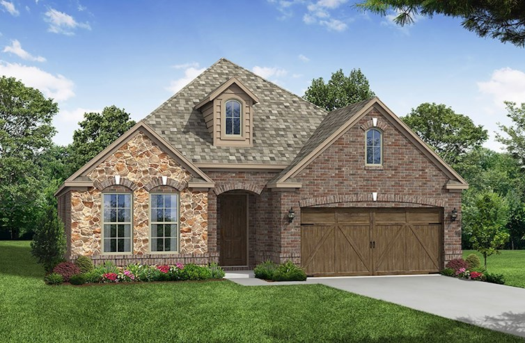Millbrook Elevation Traditional S