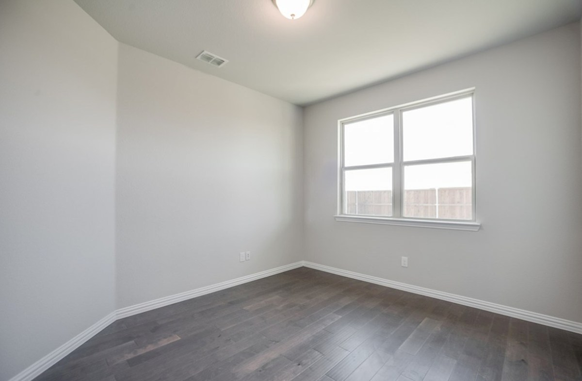 Prescott quick move-in Prescott private study with wood flooring