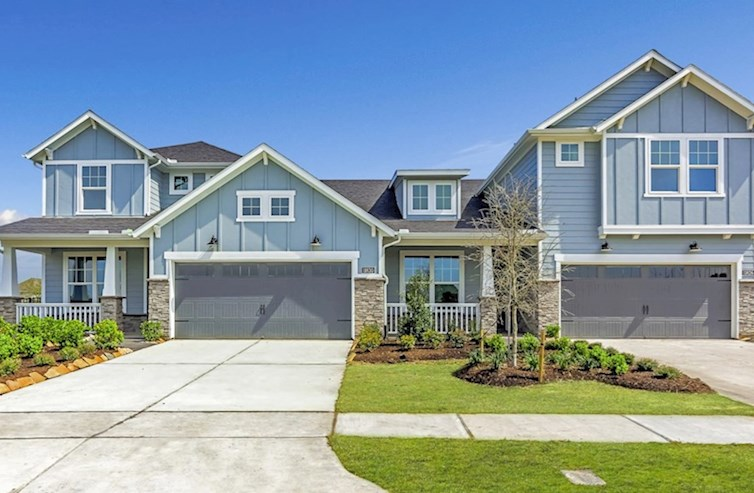 Spicewood Elevation Arts & Crafts L quick move-in