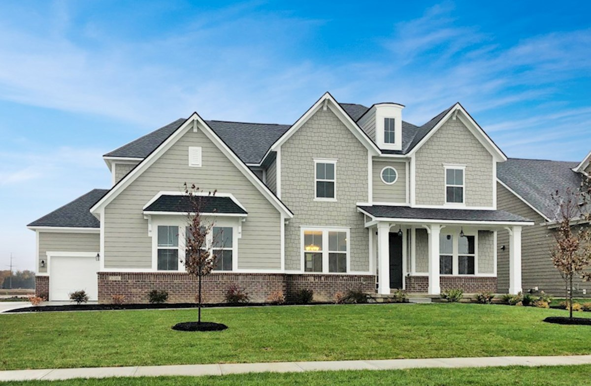 Oakhill Elevation French Country FCU quick move-in