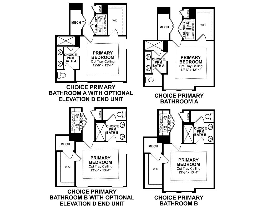 Room Choices