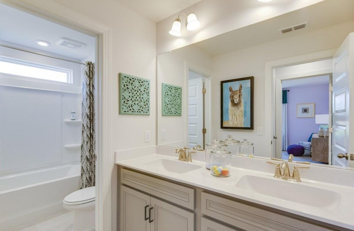 Herrington Landon spacious bathroom