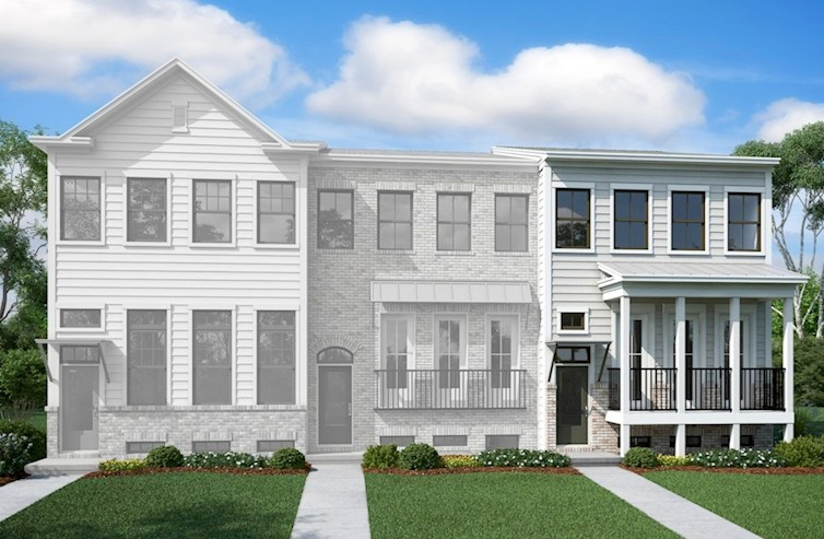 Piedmont II Elevation Urban Lifestyle F
