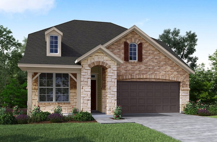 Quintera Elevation French Country L quick move-in