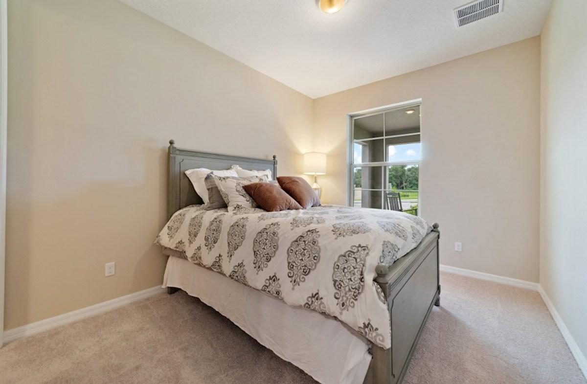 Macarthur II quick move-in secondary bedroom