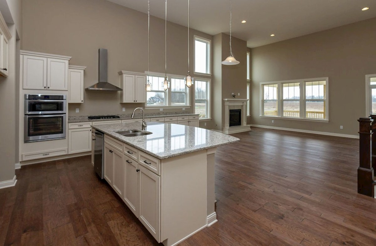 Kessler quick move-in Double ovens,  gas cook top, and more!
