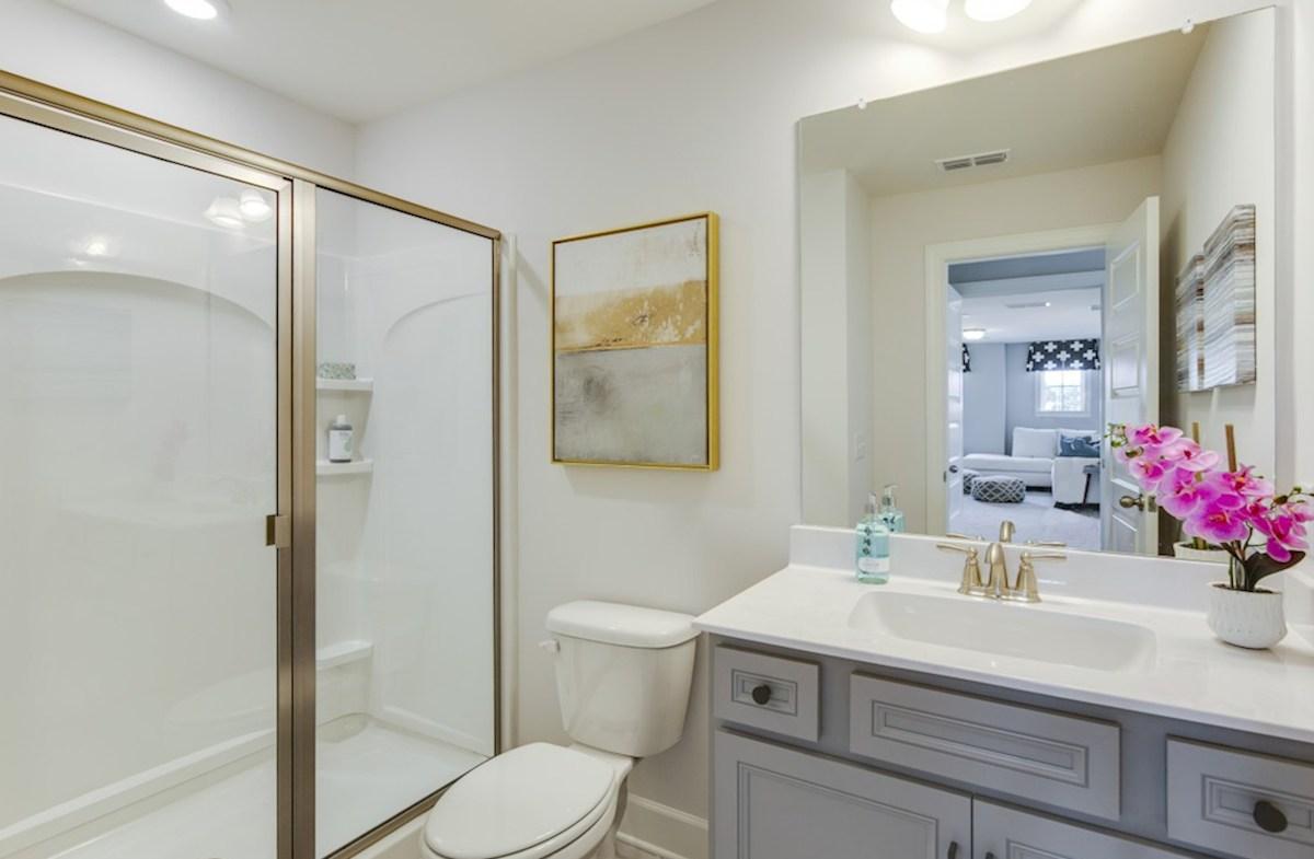 Herrington Landon secondary bathroom