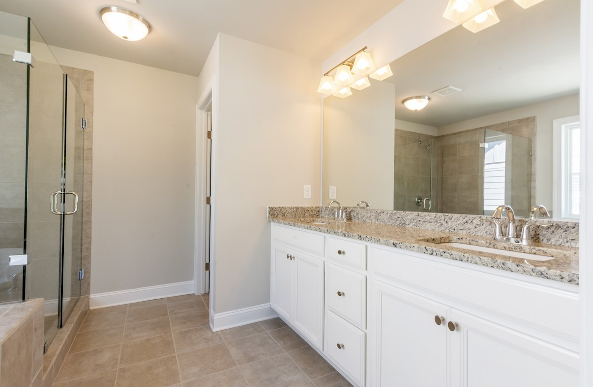 Preston Master Bathroom