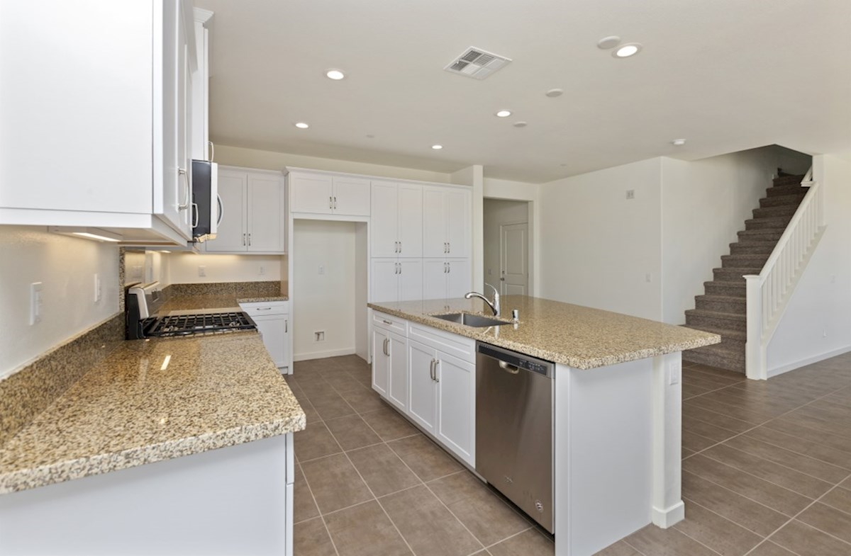 Reserve quick move-in  This  glamorous kitchen  is the central point to create lasting memories catching up on the day's events or throwing the perfect party