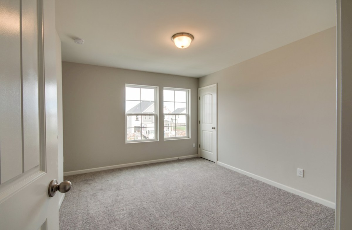 Ashford quick move-in bedroom with double windows