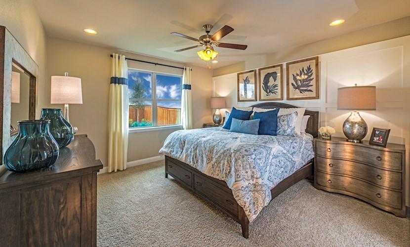 Avalon master bedroom
