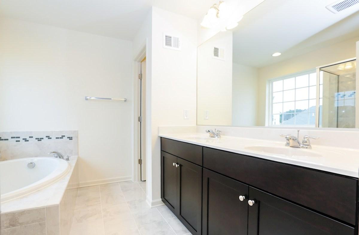 Summerfield Harrison spacious bathroom