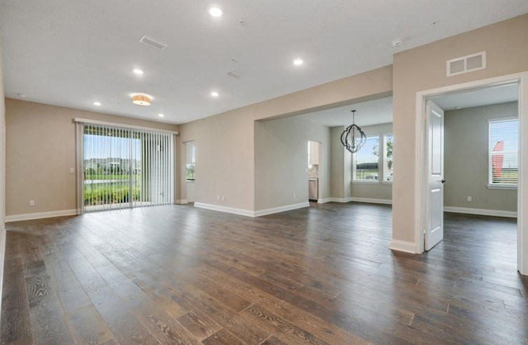 Chestnut quick move-in spacious great room