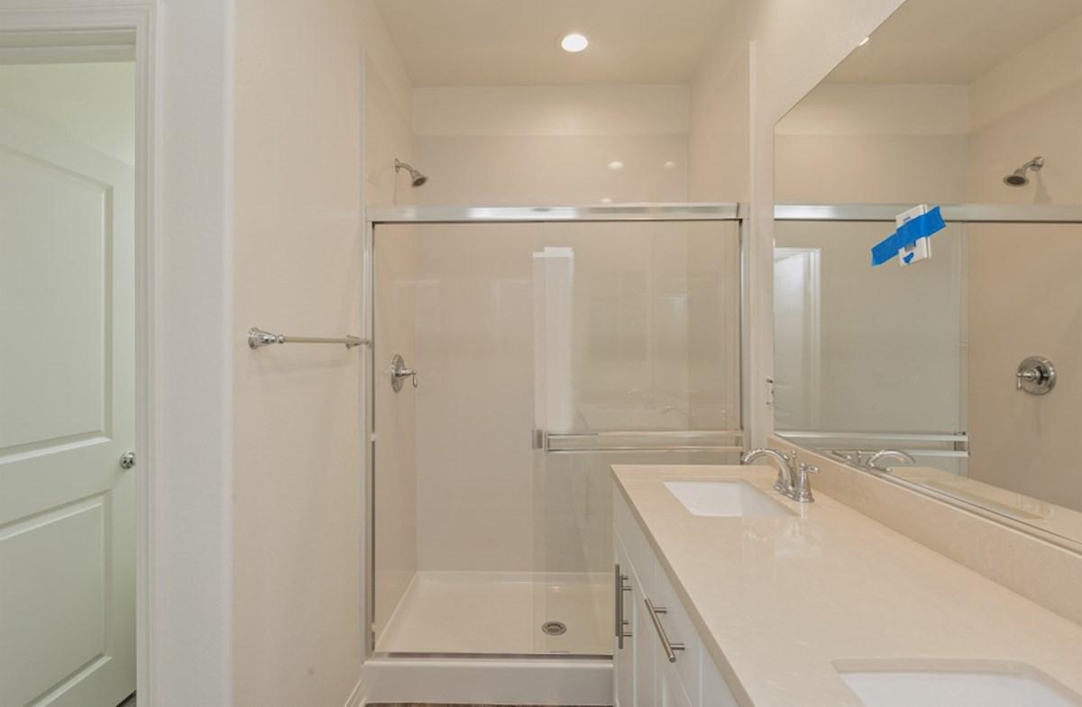 Lark quick move-in Lark master bathroom