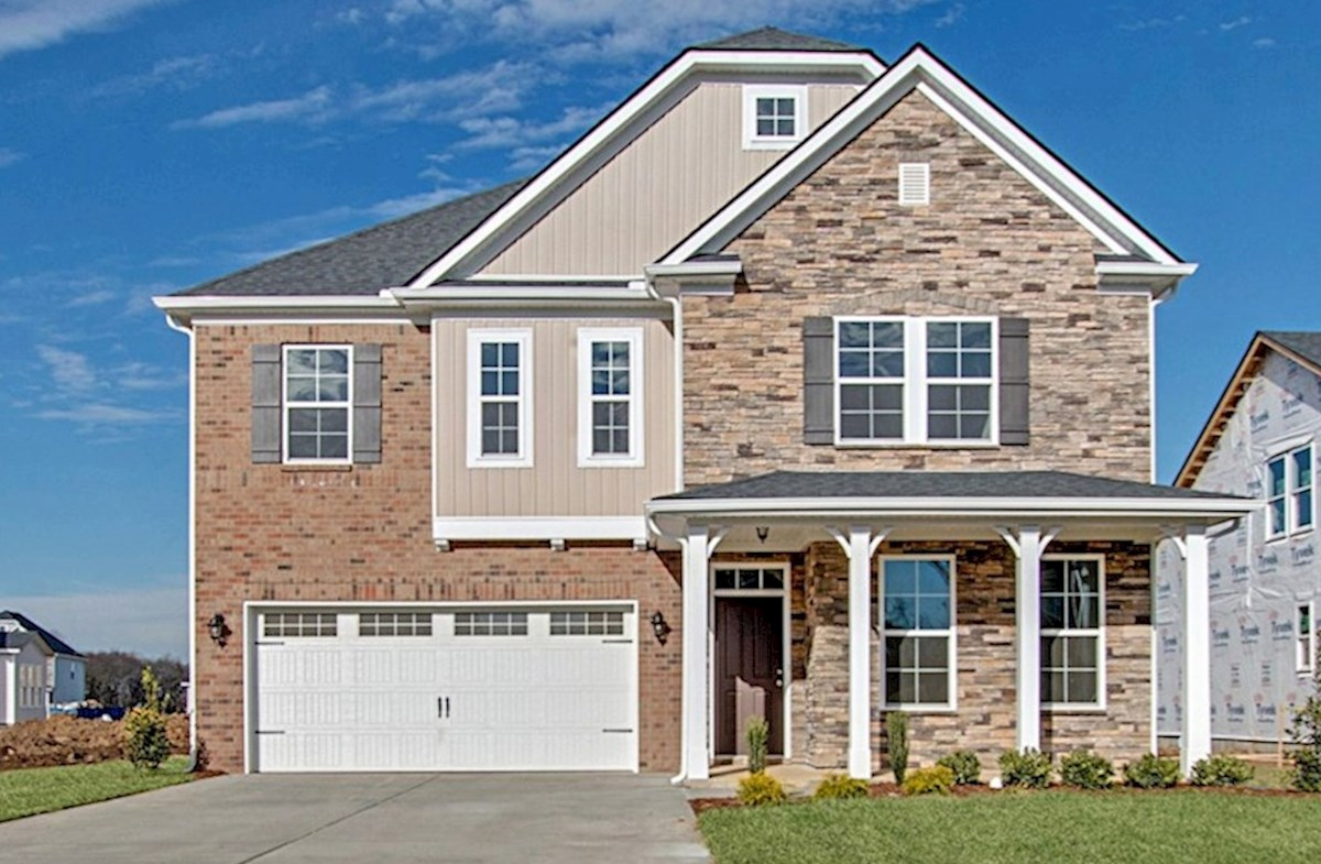 Ashford Elevation French Country L quick move-in
