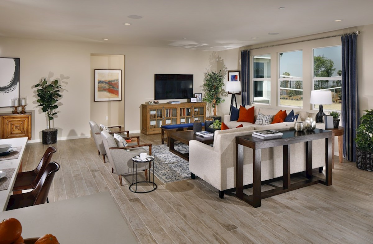 Solstice Alder Create lasting memories in your new family room - perfect for game nights, movie nights, and entertaining