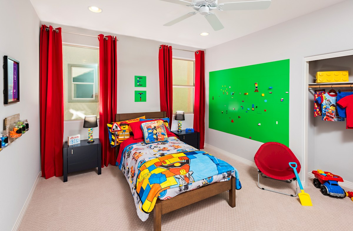 Inspirada Biscayne Secondary Bedroom