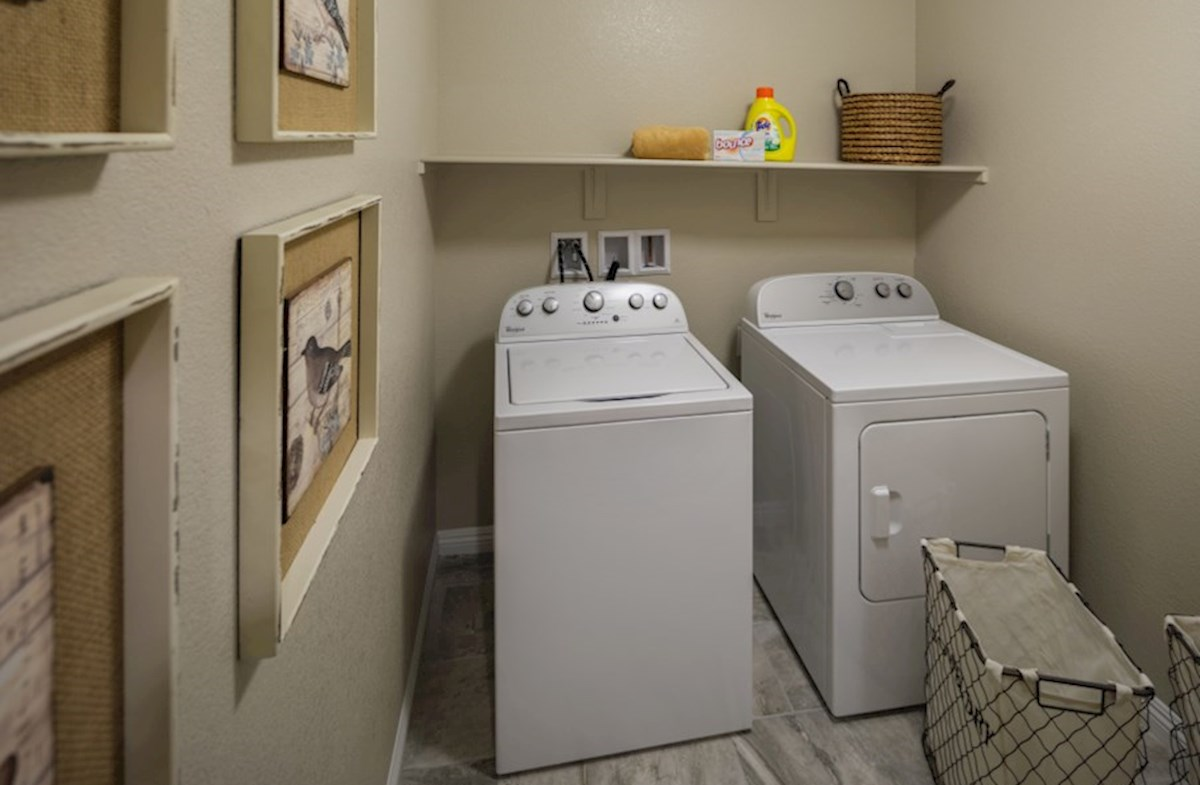 Burson Willow The Willow Laundry Room