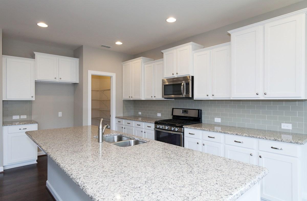 Cypress Meadow Lexington spacious kitchen