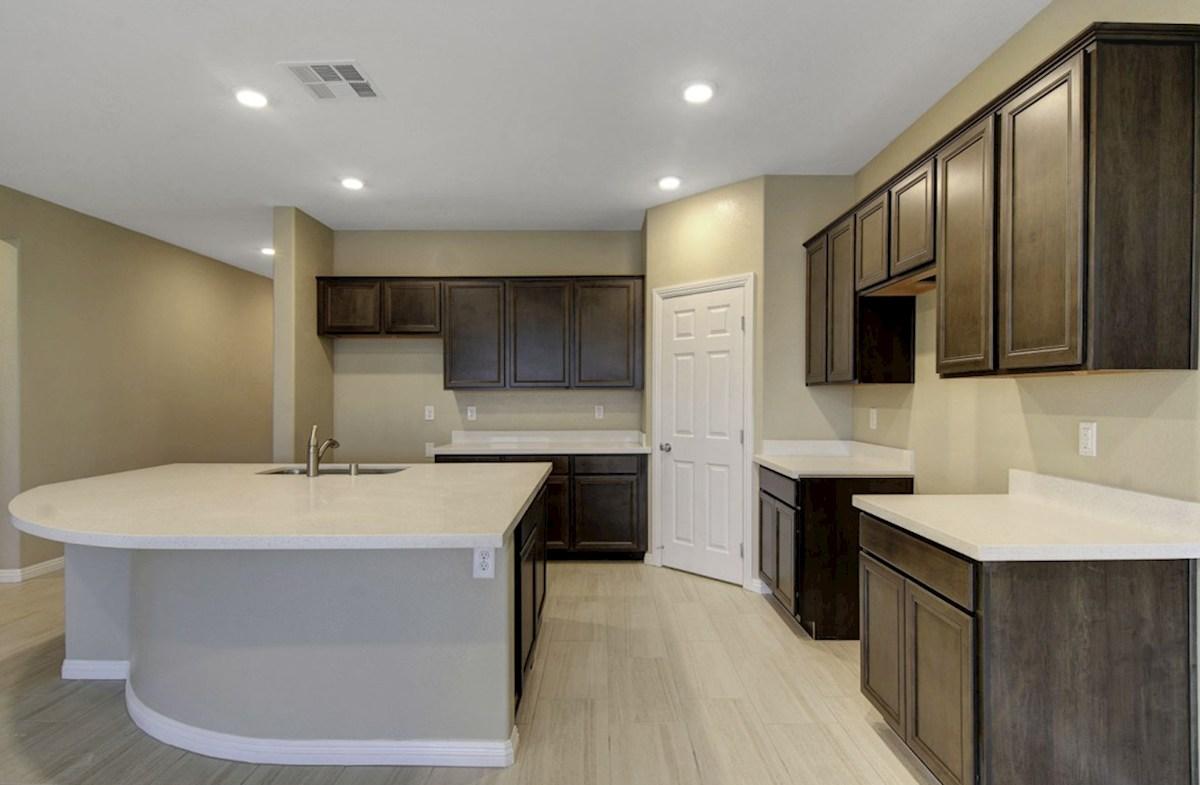 Zion quick move-in  Kitchen -Zion homesite #90
