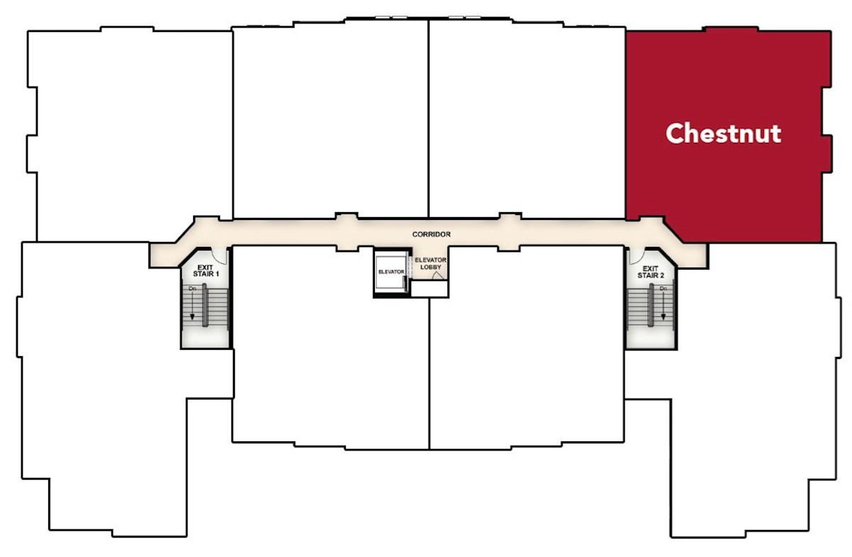 Chestnut quick move-in home location