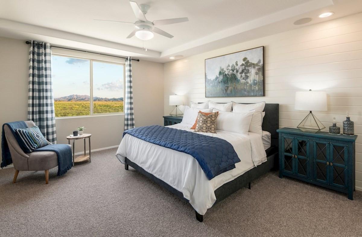 El Cidro Rockwell Rockwell Master Bedroom